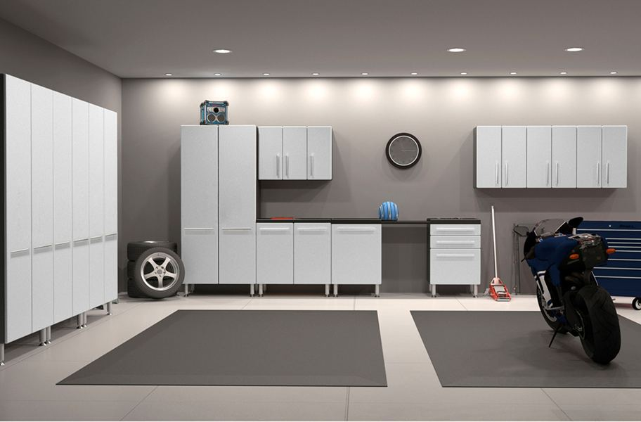 How To Design Your Dream Garage: Colors, Paint And More. See Your Vision