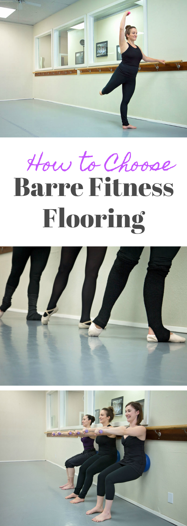 How To Choose Barre Fitness Flooring Flooringinc Blog