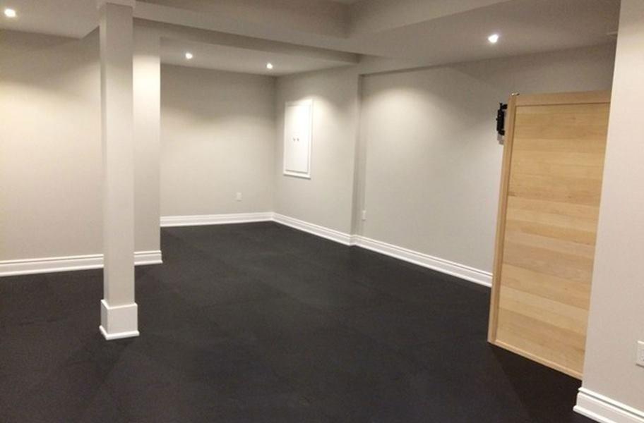 the best basement flooring options