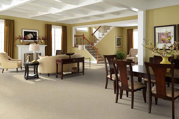 2020 Carpet Trends 21 Eye Catching Carpet Ideas Flooring Inc | Carpet Styles For Stairs | Bound | American Style | Traditional | Curved Stair | Tuftex