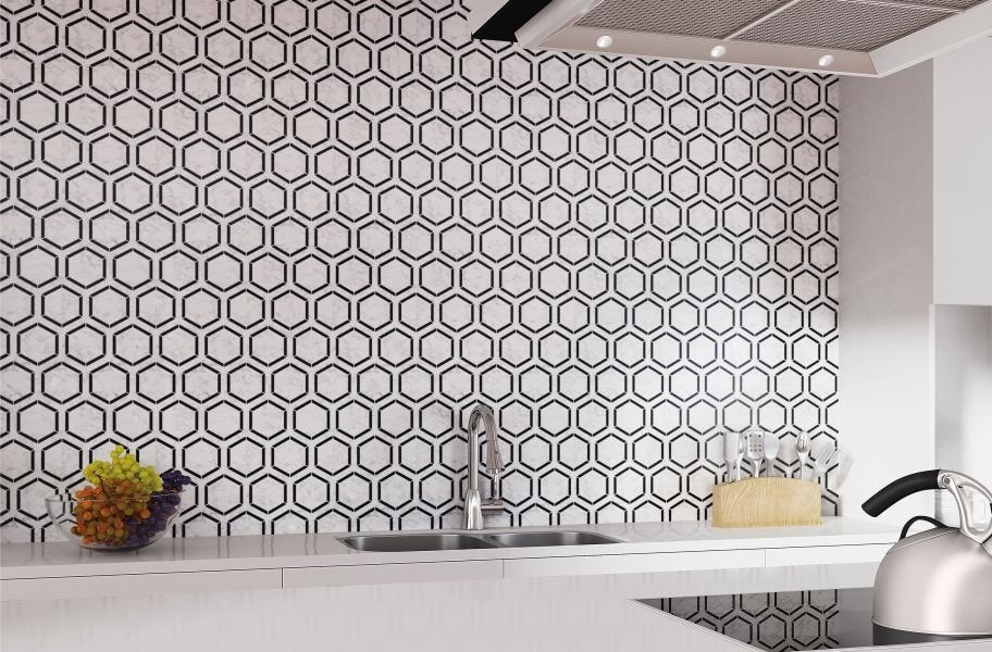 2021 Tile Backsplash Ideas: 30+ Mosaic Tile Trends ...