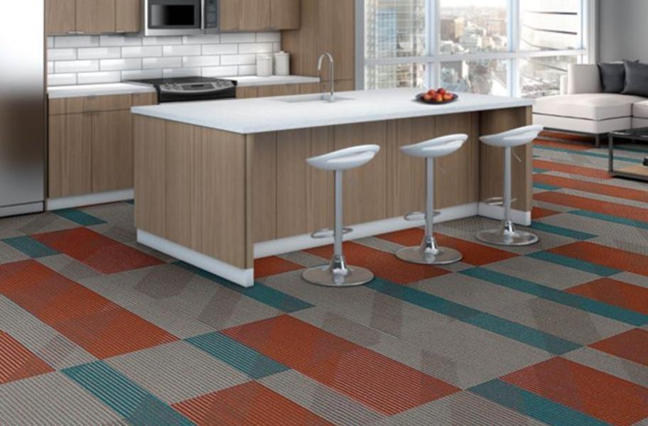 best mid century modern flooring
