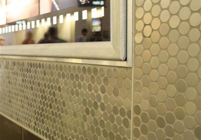 Mosaics Metal Tile Round Installation Instructions
