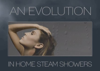 Serene Steam Shower System