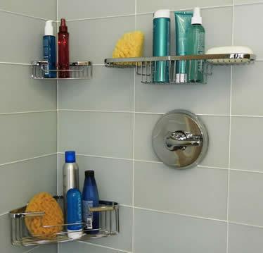 Tile Fastening System, Tile Fastener,  Bathroom Organization, Shower Organization, tileware products, tileware bathroom fixtures, tileware fixtures, tileware Promessa, promessa fixtures, bathroom fixtures
