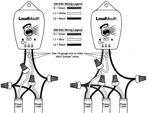SunTouch LoudMouth Operating Instruction