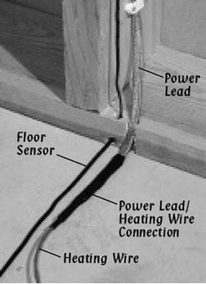Electric Radiant Floors are Safe with SunTouch Radiant Heat Flooring by flooringsupplyshop.com