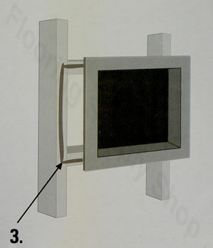 PreFormed Niches, preformed Recess, shower shelves, PreFormed Shower Pan, PreFormed Shower Slope, Shower System, PreFormed curb