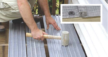 TI-ProBoard, Pro Red, Waterproofing, Schluter Ditra, Exterior Deck, Tile Board, Setting Material, Backer Board