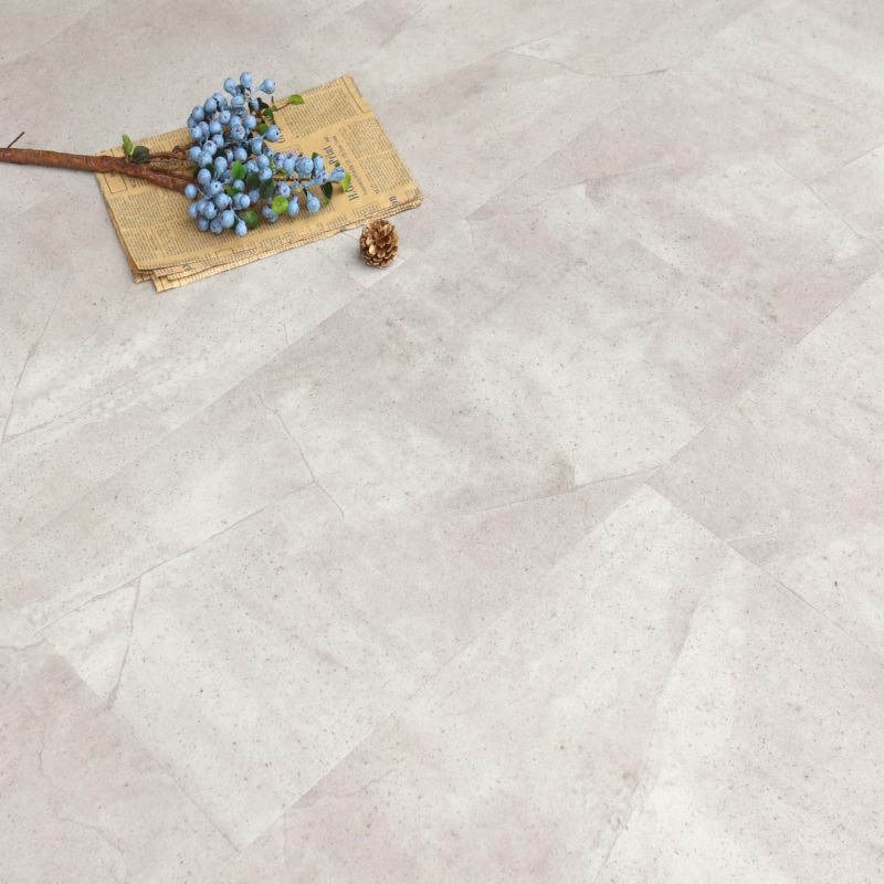 lvt 6 5mm white stone tile effect