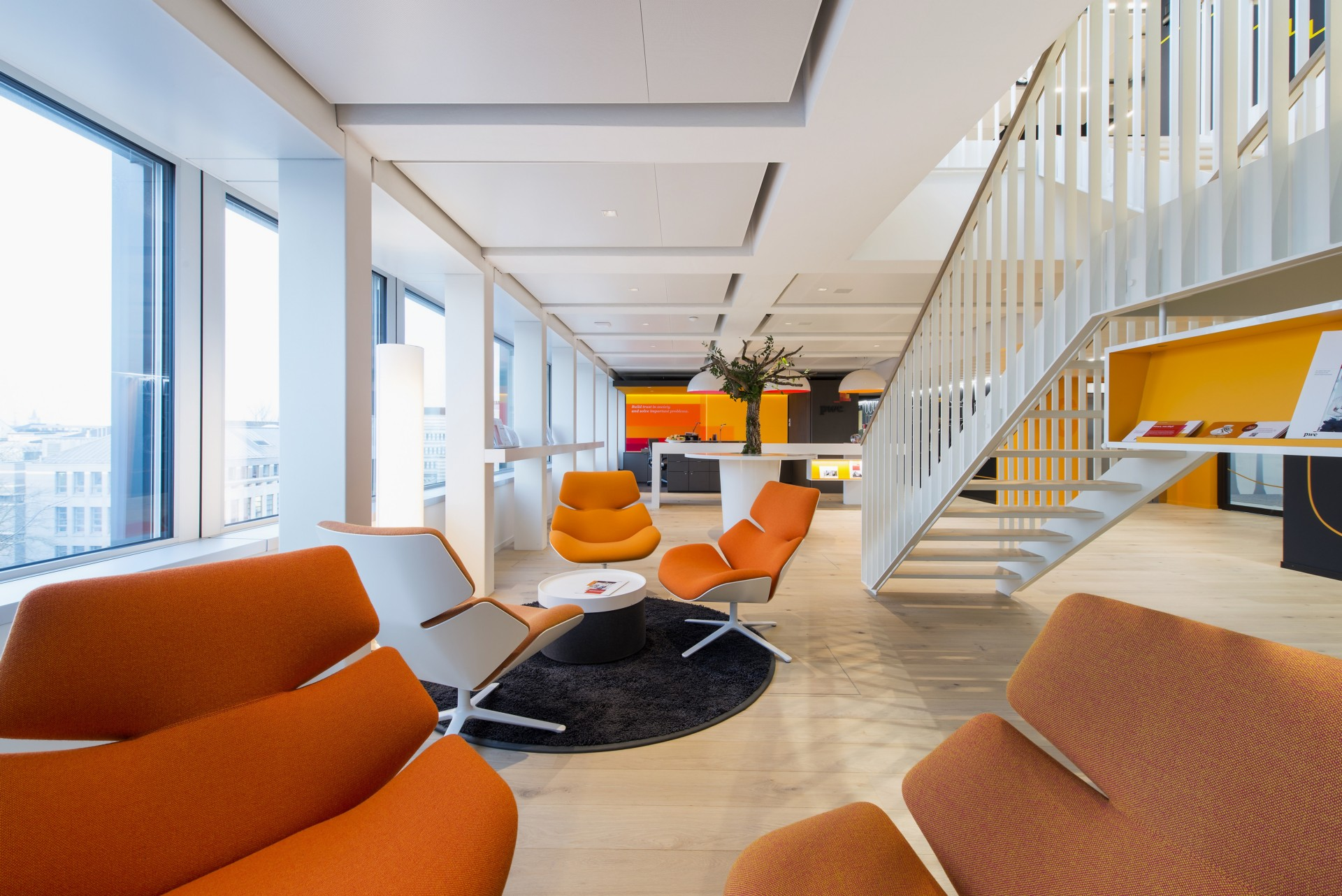 Pwc S Basel Offices Are Wellness Centres Floornature