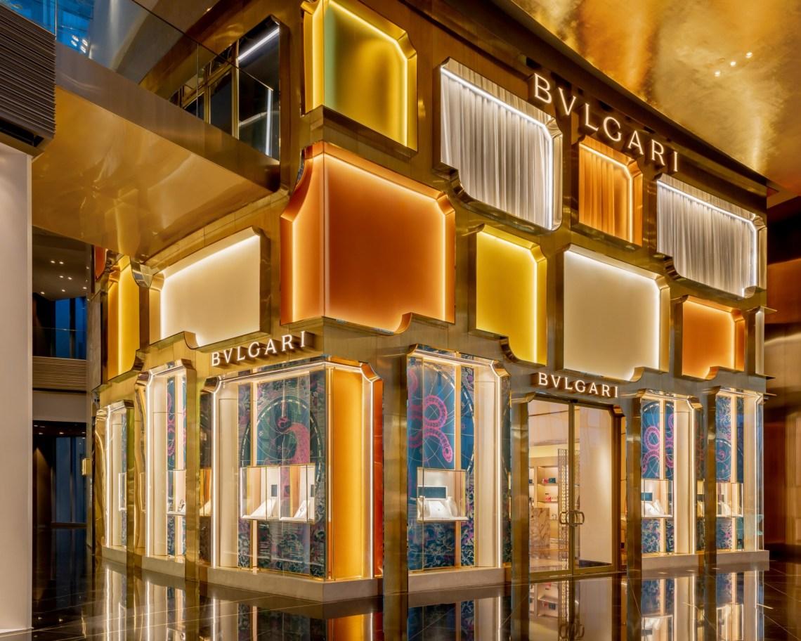 Mvrdv Completes The Facade Of The Bulgari Flagship Store In Bangkok Floornature