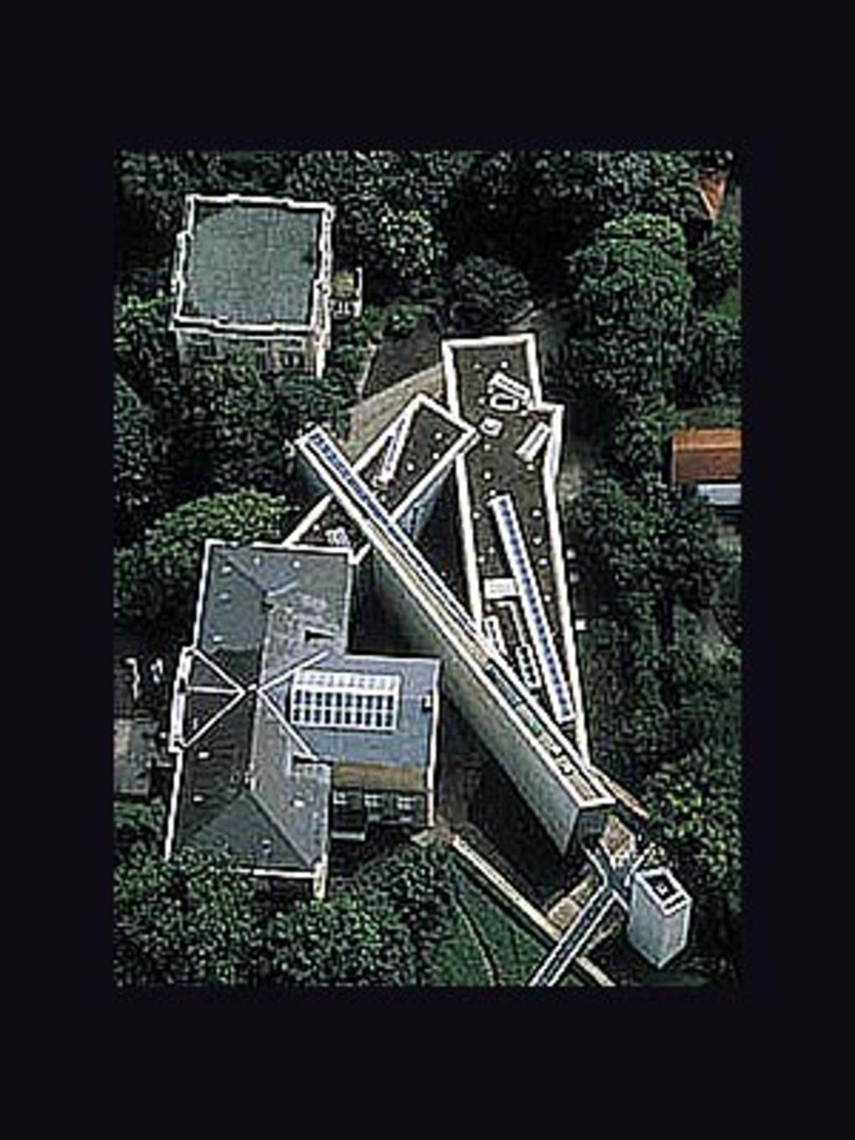 Felix Nussbaum Museum Osnabrueck Germany 1994 Daniel