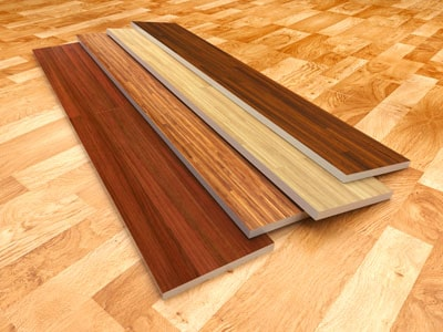 Vinyl plank flooring and installation