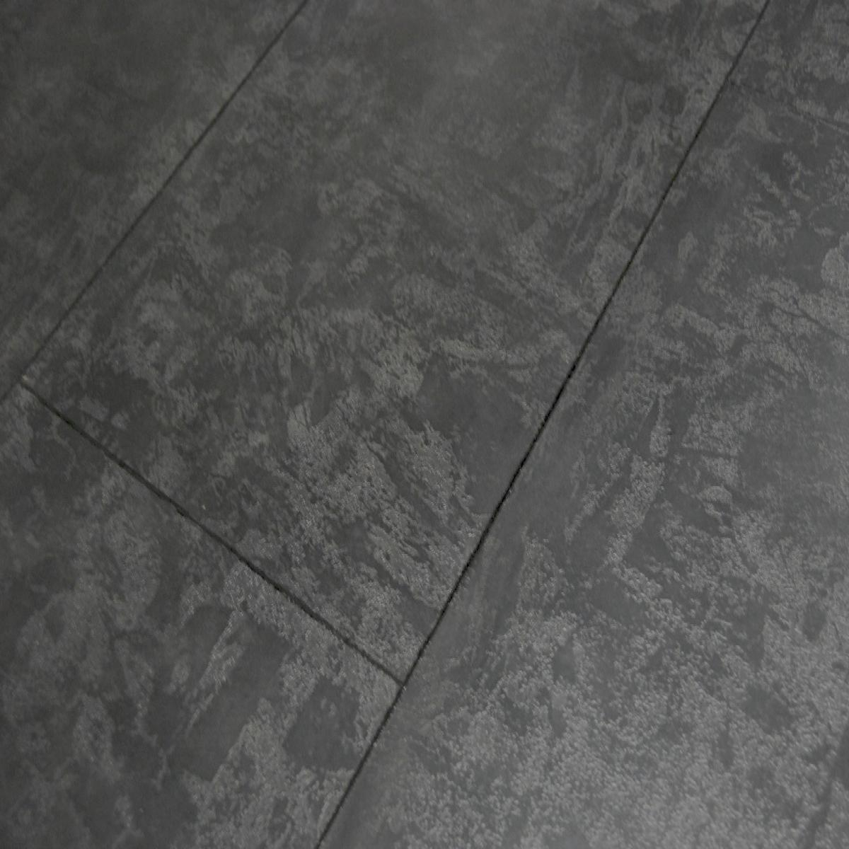 marble black tile 8mm v groove laminate flooring