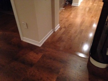 New floor and transitions by Floors Direct North
