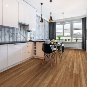 COREtec Galaxy Luxury Vinyl - Andromeda Pine (room) @ Floors Direct North