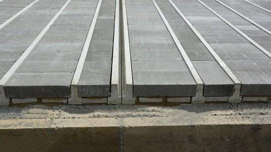 Block and Beam Flooring