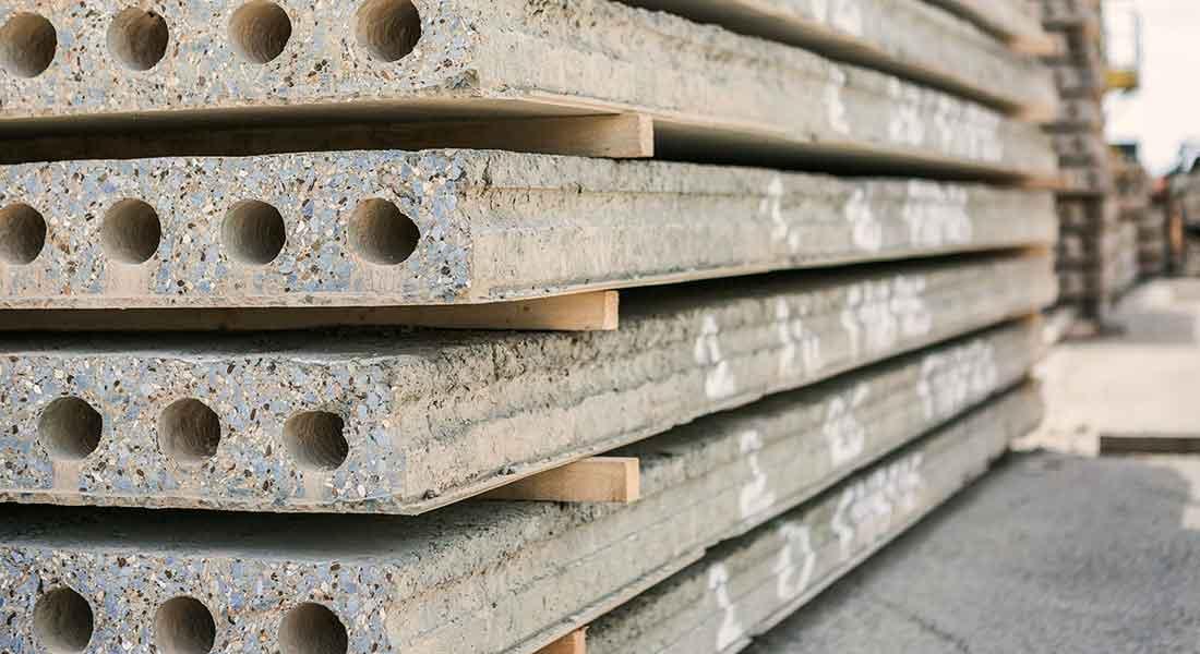 Concrete Planks