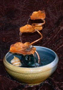 Waterfountain or Cat Fountain, Autumn Falls