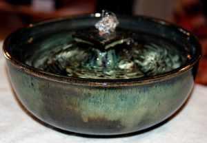 Cat Water Fountain Keith Davitt