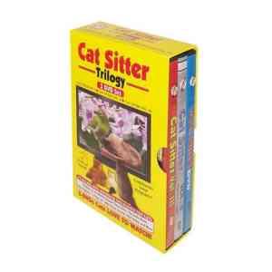 Cat Sitter DVD Trilogy