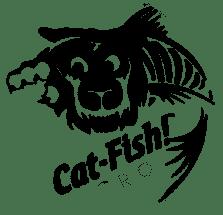 Cat-Fish Cat Wand Toy Logo on Kickstarter