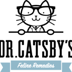 Stainless Steel Cat Bowl Dr Catsby Bowl for Whisker Fatigue logo