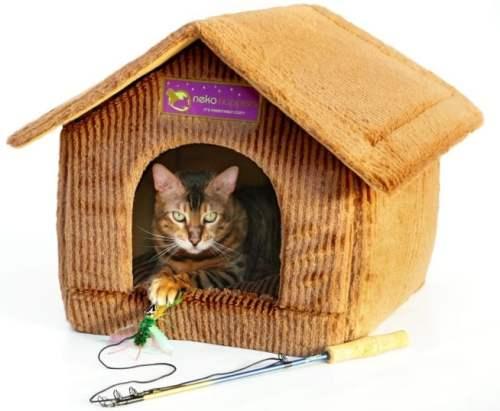 Neko Pawdz Neko Nappers Pet House
