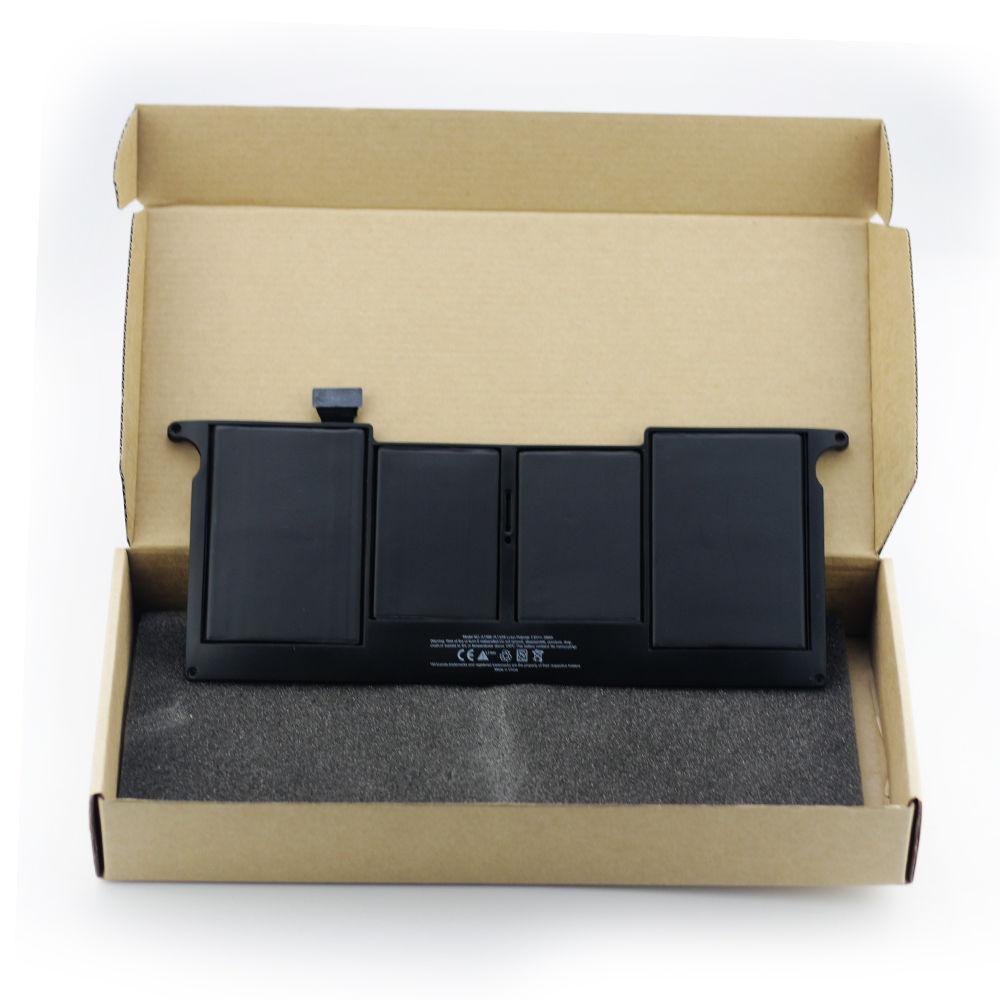 New A1405 Battery For Apple Macbook Air 13 A1369 Mid 2011 A1466 Baterai Original Pro A1322 A1278 Inchi 5993 3393