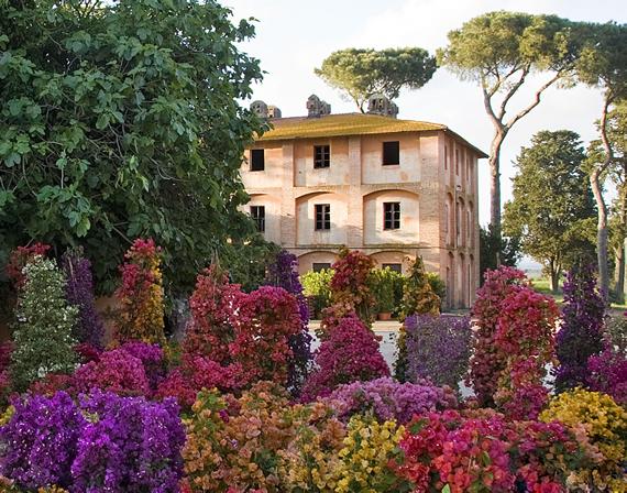 Floracult - mostra mercato di florovivaismo amatoriale a Roma, I casali del Pino