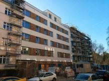 Die Baugemeinschaften in der Gaillardstraße
