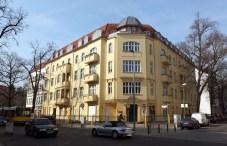 ... und Neue Schönholzer Straße