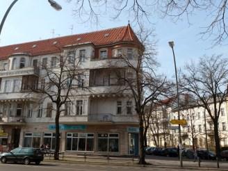 Wollankstraße Ecke Wilhelm-Kuhr-Straße