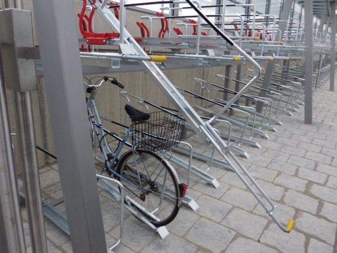 So könnten die neuen Doppelparker aussehen © orion-bausysteme.de