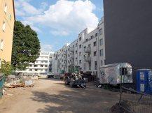 In der Görschstraße gibt es diese letzte Lücke. Eine Bebauung ist geplant.