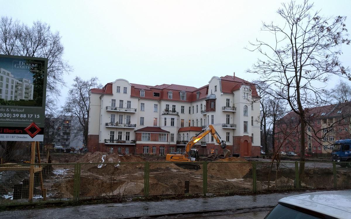 Eigentumswohnungen Duseke Gärten In Der Dusekestraße