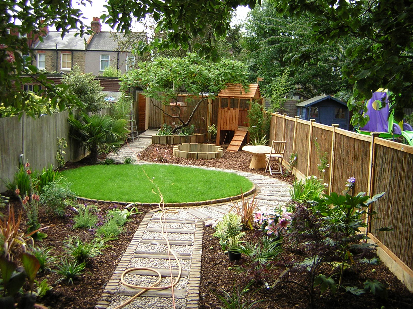 Our Top 6 Exclusive Long Narrow Garden Ideas Revealed on Landscaping Ideas For Rectangular Backyard  id=72908