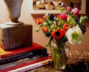 Using Flowers in Your Home