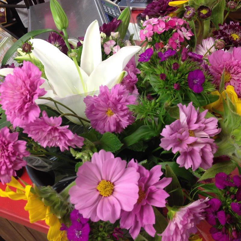 Retail Bouquets