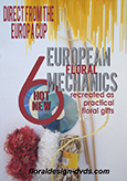 6 lessons using European Floral Mechanics