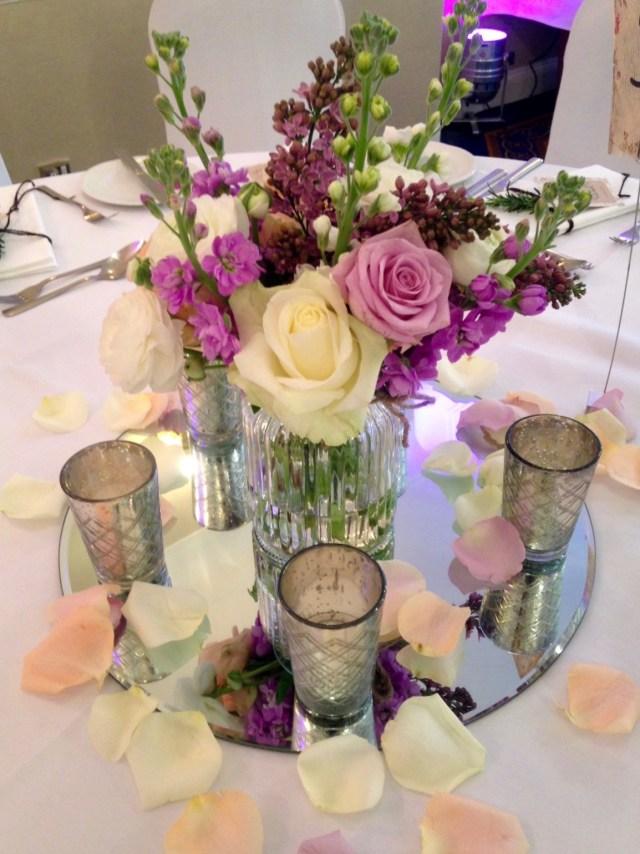 table-flowers-Clarendon-hotel-blackheath