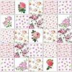 Rose Tiles Ideas- 16 Ways to add Rose Wall Tiles to your Room Decoration