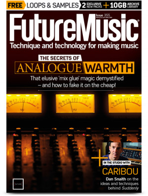 8/10 for RITUALS in Future Music Mag UK
