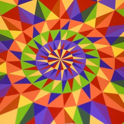 Advanced Barn Quilt Example