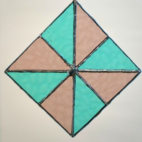 716IW-BI: Intro to Stained Glass with Ian Wilson