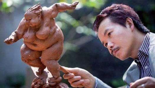 Xu Hongfei, sculptor