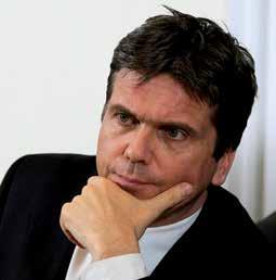 Maarten van Aalderen, President of the Foreign Press Association in Italy, correspondent for the dutch daily newspaper De Telegraaf in Rome