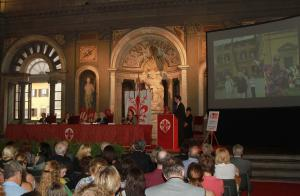 Welcome Day 2014 - Salone dei Cinquecento - Tuscan American Association - 1