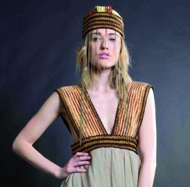 Fashion Designer Andrea Mazzone
